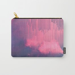 Sweet Stormy Glitches Carry-All Pouch