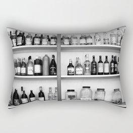 Liquor bottles Rectangular Pillow