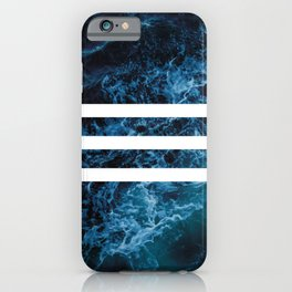 Midnight Oceans' Trident iPhone Case