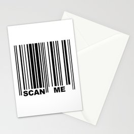 Scan Me Stationery Cards