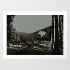HYPE Art Print