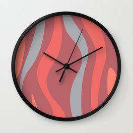 Abstract composition Wall Clock