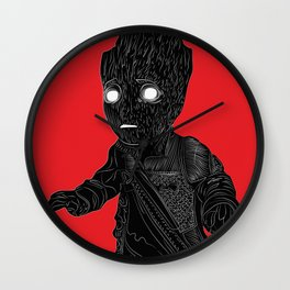 BabyGroot, GuardiansOfTheGalaxy Wall Clock