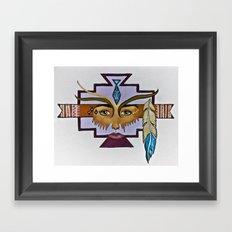 Nascha Framed Art Print