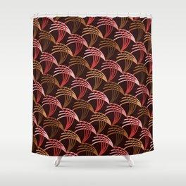 Op Art 141 Shower Curtain