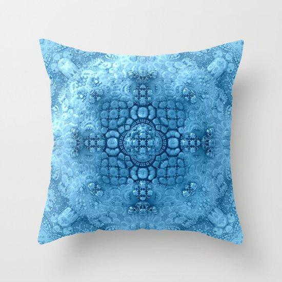 Snowball Deluxe Throw Pillow