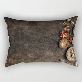 Easter composition Rectangular Pillow