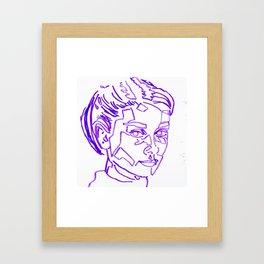 Golden Age Framed Art Print