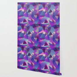 Abstract cube II Wallpaper
