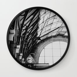 Kings Cross Station, London Wall Clock