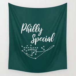 Philly Special Wall Tapestry