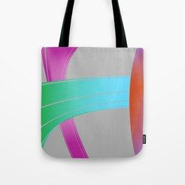 by the rubber band Tote Bag