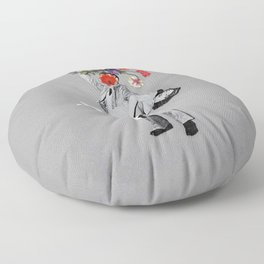 Romantic Savage Floor Pillow