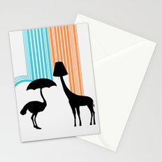 Animal Appliances Stationery Cards