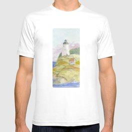 Peaceful Lighthouse II T-shirt