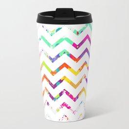 Splashs VI Chevron Travel Mug