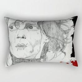 EDWARD SCISSOR HANDS Rectangular Pillow