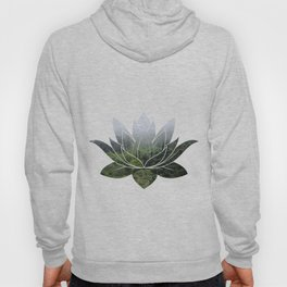 Forest Photography Lotus Hoody