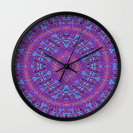 Nn - pattern 3 Wall Clock