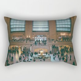 The Amazing Grand Central Station II Rectangular Pillow