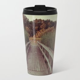 Our Youth is Fleeting, Old Age is Just Around the Bend. Travel Mug