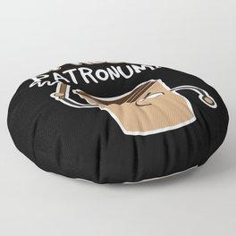 Espresso Patronum | Coffee Caffeine Floor Pillow