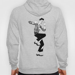 Mime (An invisible wall) Hoody