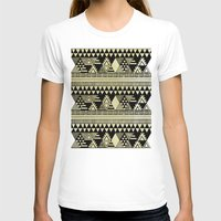 ethnic T-shirts featuring Ethnic Chic by Louise Machado