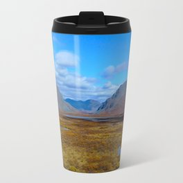 Denali Highway, Alaska Travel Mug