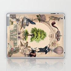 Never Die Laptop & iPad Skin
