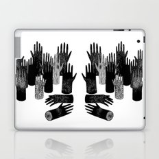 The Forest of Hands Laptop & iPad Skin