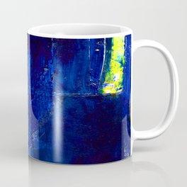 Into The Blue No.3a by Kathy Morton Stanion Coffee Mug