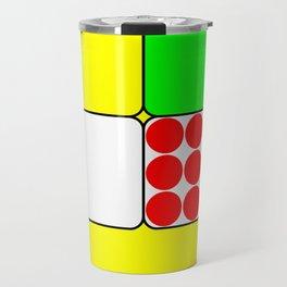 Tour de France Jerseys 3 Yellow Travel Mug