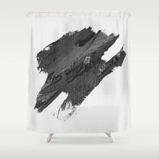 STAINS I Shower Curtain