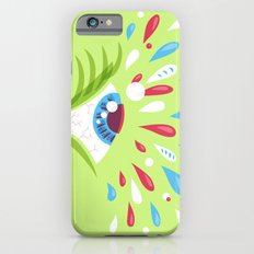 Psychedelic eye Slim Case iPhone 6s