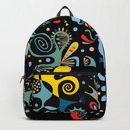 Real Deal black Backpack