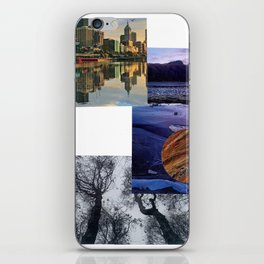 Habitat Pattern iPhone Skin