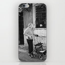 Unknown Faces In Different Places (Pt 13 - Verona, Italy) iPhone Skin