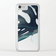 Botanical Vibes VI Clear iPhone Case