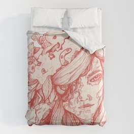 Wonderful Cybernetic Thinking Machine Comforters
