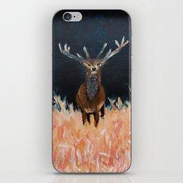 Deer Stag iPhone Skin