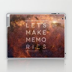Let's Make Memories Laptop & iPad Skin