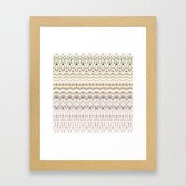 Coral Indonesia 2 Framed Art Print