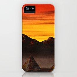 Ancient Mars iPhone Case