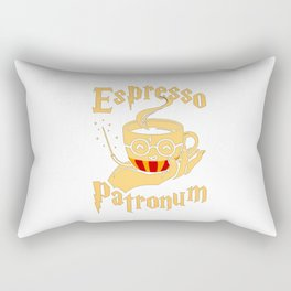 Espresso Patronum Rectangular Pillow