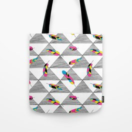Feathernity Tote Bag