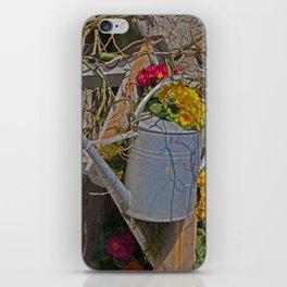 wake up Spring in Laupheim iPhone Skin