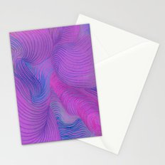 Colored Wind - Colored Pencil Stationery Cards