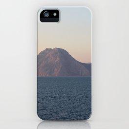 Grecian Coastline iPhone Case