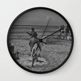 Surf life Wall Clock